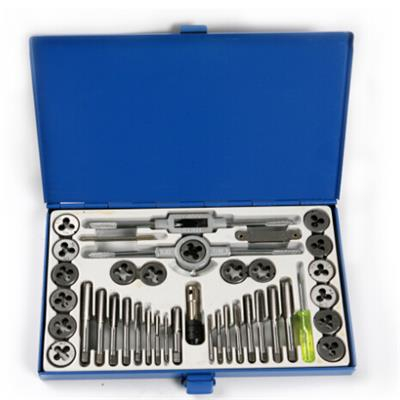 40pcs Taps & Die Set